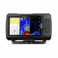 Garmin STRIKER Plus 7cv Marine Fishfinder with CV20-TM Transducer 010-01873-01