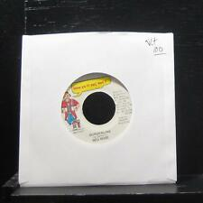"Red Rose - Borderline / Version 7"" VG+ Vinyl 45How Yu Fi Sey Dat Jamaica"