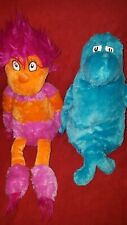 Kohl's cares dr. Seuss plush stuffed animal lot of 9 Horton walrus bird