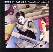 Addictions, Vol. 1 by Robert Palmer (CD, Oct-1989, Island)  Brand New L@@K!!