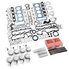 Engine Overhaul Rebuilding Pistons Gasket Bearings Kit For VW Audi Q7 A8 S5 4.2L