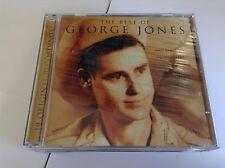 George Jones : The Best Of George Jones CD (2000)