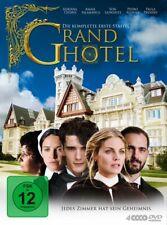 4 DVDs * GRAND HOTEL - SEASON / STAFFEL 1  # NEU OVP W