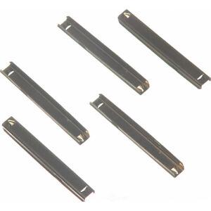 Disc Brake Hardware Kit Rear Wagner H5661