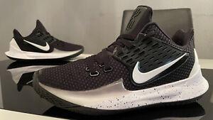 NIKE KYRIE 2 II Retro LOW BLACK WHITE Basketball Schuhe IRVING Classic AIR Gr 47