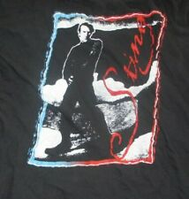 2004 Sting Spectacular Dynamic Alive In Concert Tour (Lg) T-Shirt Police
