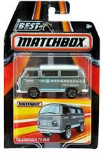 2017 Matchbox Best of Series 2 Volkswagen T2 Bus