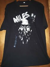 Miles Davis- Miles RARE Lic OOP Black T-Shirt- XXLarge