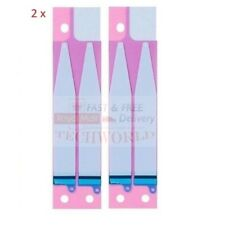 2 X New Battery Adhesive Glue Tape Sticker Sticky Strip For Apple iPhone 6 4.7""