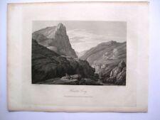 Honister Crag (published Sept 15th, 1815)