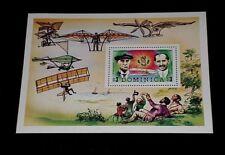 DOMINICA #578, 1978, WRIGHT BROTHERS, SOUVENIR SHEET, MNH, NICE LQQK