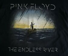 Pink Floyd The Endless River Rock T-SHIRT M David Gilmour Roger Walters Black