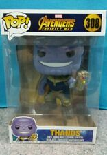 FUNKO POP VINYL - AVENGERS INFINITY WAR THANOS FIGURINE #308 *AS NEW*