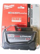 Milwaukee 48-11-1890 M18 RED LITHIUM XC 9.0 Extended Capacity Battery Sealed!