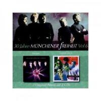 MÜNCHENER FREIHEIT - 2IN1 VOL.6 (ENERGIE & ENTFÜHR MICH) 2 CD 24 TRACKS POP NEUF