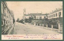 Lombardia. S. ANTONIO NEGRI, Cremona. Cartolina viaggiata nel 1903