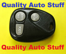 Chevrolet GMC Pontiac Keyless Remote ABO1502T Three Button REAR 2X 16245100-29
