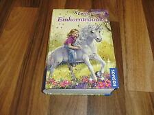 Linda Chapman -- 3x STERNENSCHWEIF EINHORNTRÄUME // 3 Abenteuer in einem Buch