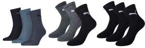 3,6,9,12 Paar, Puma H.Short Crew Socken, A.231011001, Sport, Freizeit, Unisex