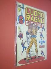 UOMO RAGNO GIGANTE- N° 13 b  -DEL 1977- EDIZIONI CORNO- SERIE CRONOLOGICA