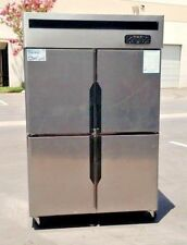 """New 75"""" Upright Commercial Refrigerator Model Rr32 4 Door with Warranty"""