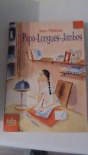 Jean Webster - Papa-Longues-Jambes