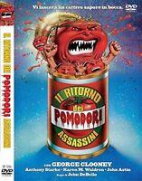 Il Ritorno Dei Pomodori Assassini (DVD - Quadrifoglio) Nuovo