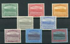 Dominica 1921-22 set SG62/70 fine MLH