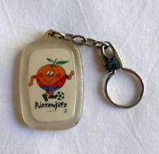 WORLD CUP SPAIN MUNDIAL ESPAÑA 1982 keychain key ring LARANJITO