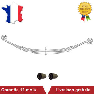 Iveco Daily II-IV 35C Arriere Ressorts à Lames (4+2 Feuille) 93815209 504049624