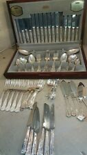 86 piece Silver Plated Canteen of Cutlery , Kings Pattern