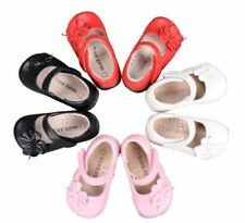 Silver Formal Shoes for Girls