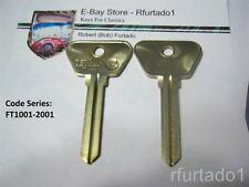 Key Blank for Vintage Ford Cortina Ignition 1970 and later  (BR20)