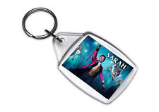 Personalised The Greatest Showman Keyring Bag Tag Keepsake Your Name