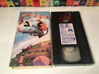 Big Top Pee-wee 80s Comedy Fantasy VHS 1988 Paul Reubens Penelope Ann Miller