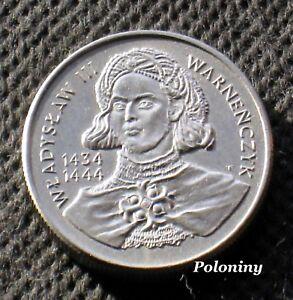 COIN OF POLAND - POLISH MONARCHS - KING WLADYSLAW III WARNENCZYK