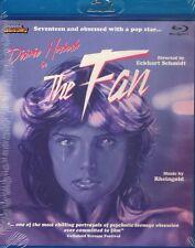 the Fan Blu Ray & DVD Mondo Macabro 1982 Eckhart Schmidt german cult thriller