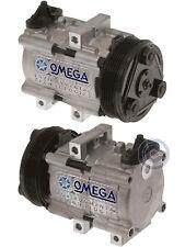 AC A/C Compressor Fits: 2002 2003 Ford F150 - F250 V8 4.6L & 5.4L Non-Supeduty