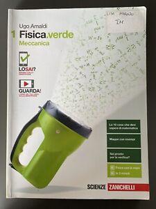 Fisica.verde - Meccanica Volume 1 - ISBN 9788808327895