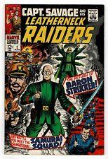 Captain Savage And His Leatherneck Raiders 2   Origin Hydra