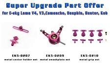 E-sky Super Upgrade part offer for Lama V4,V3,Comanche, Dauphin,Kob, Hunter