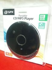 Gpx Pc807B Compact Portable Cd/Mp3 Player Black New Sealed