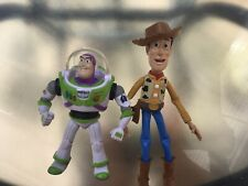 Disney Pixar Toy Story Buzz And Woody Character Figures