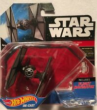 Hot Wheels Star Wars First Order Special Forces Tie Fighter Diecast 2014 New