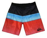QUIKSILVER Elastane Mens Swim Trunks Board Shorts Bermuda Shorts Beachshorts NEW