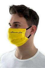 Alexander Cobb Mens Coloured Cotton 4 Layer Washable & Adjustable Face Masks