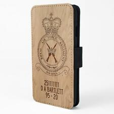 Personalised Royal Air Force Regiment Samsung Galaxy Flip Phone Case Cover RA18