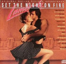 Lambada Set the Night On Fire CD Motion Picture Soundtrack Like New