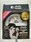 """Small 4"""" Clip on Low Light Selfie Ring Light with Charge Cord White - Brand NEW"""