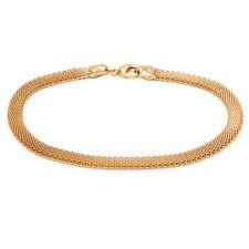Bismark Chain Anklet Sevil 18K Gold Plated